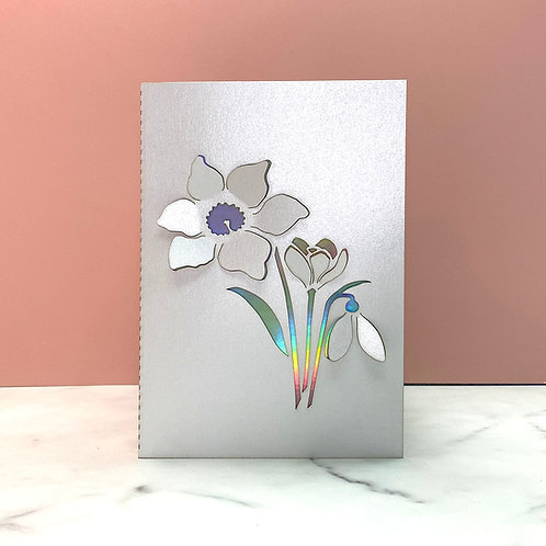 Laser Florals ~ AC.ver.