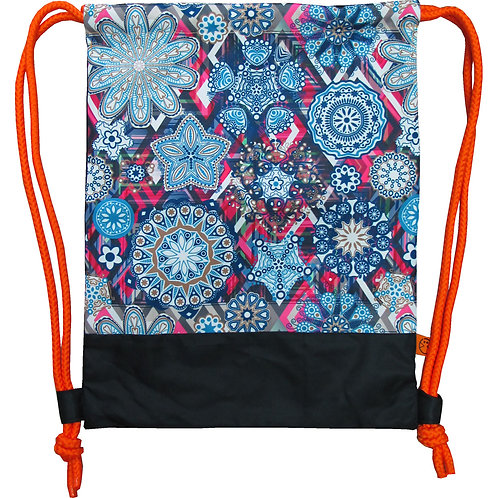 Kaleidoscope ~ Drawstring Bag