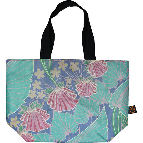 Blue Flamingo (FB-JB) ~ S size Tote