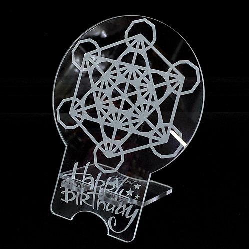 Hexagonal Life ~ phone/pad stand