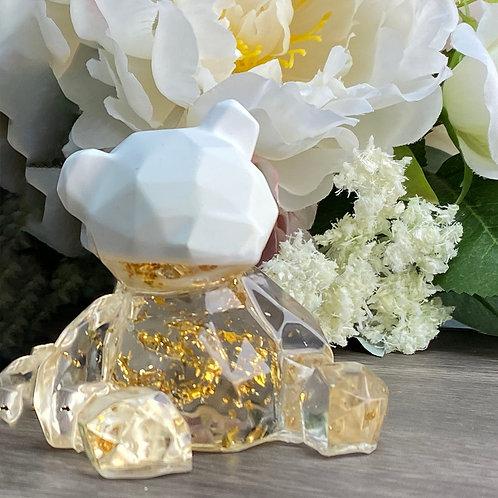 Resin & Aroma Stone - Geometric Bear A