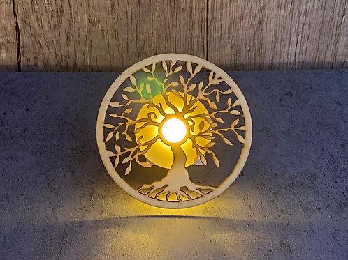 Ring of Flower ~ A (Etz haChayim)