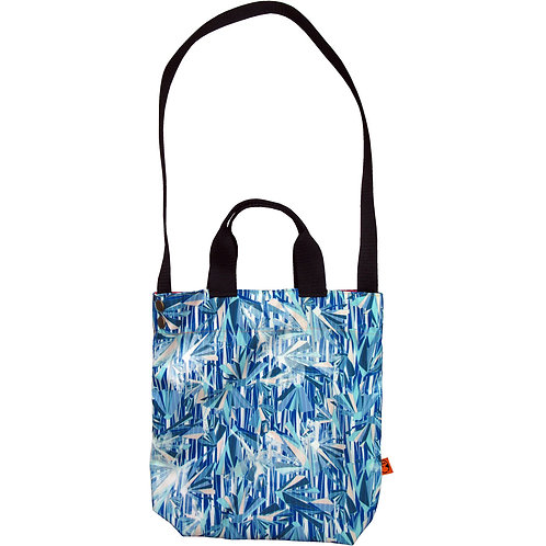 icy crystal ~ M size Tote