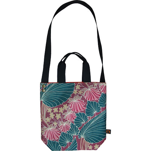 Green Flamingo (FB-JR) ~ M size Tote
