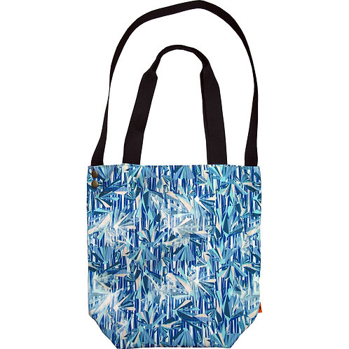 icy crystal ~ L size Tote