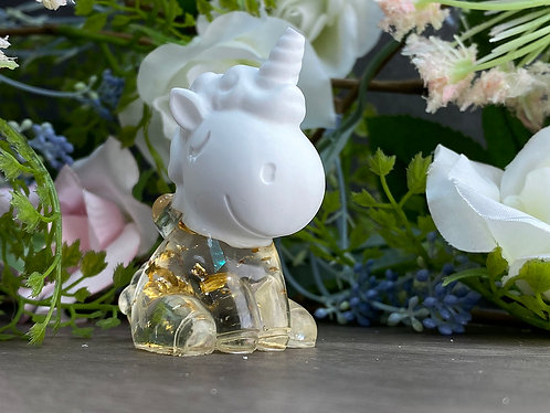 Resin & Aroma Stone - Unicorn