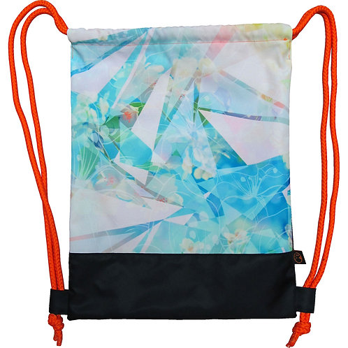 Reflection Garden ~ Drawstring Bag
