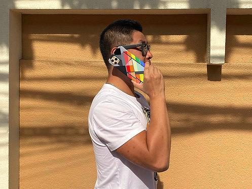彩虹七巧板 ~ iPhone 殼