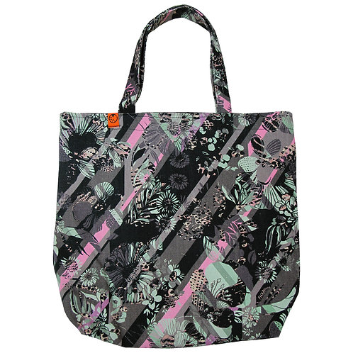 Staggered Flowers ~ Tote Bag