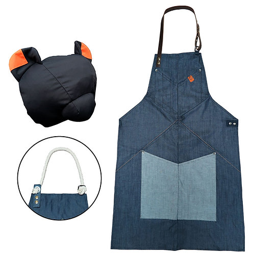 WORKingami (ten.be Edition) ~ Apron