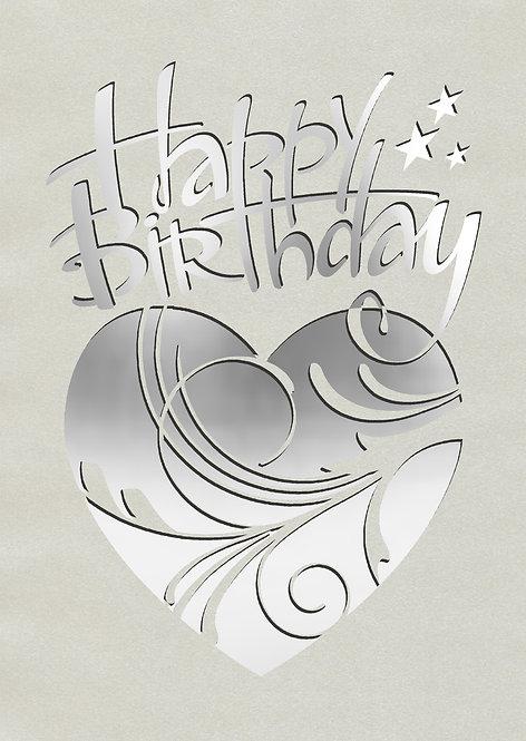 Happy Birthday (Gold 2)