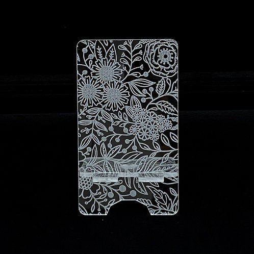 Blossoming ~ phone stand ~ C.M.ver.