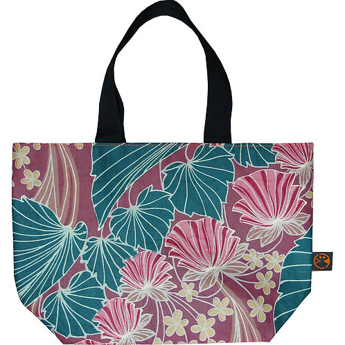 Green Flamingo (FB-JR) ~ S size Tote