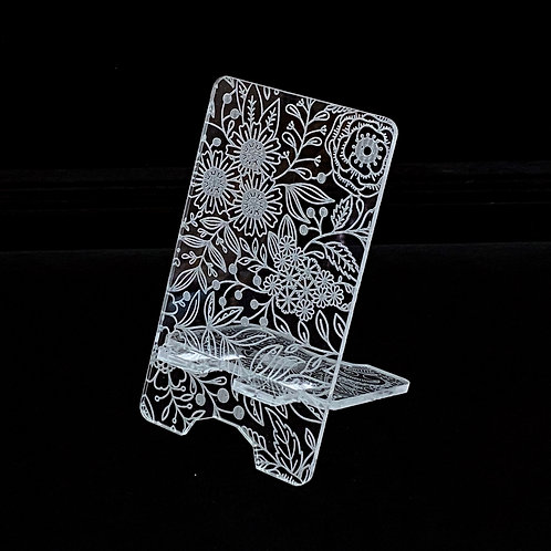 Blossoming ~ phone stand