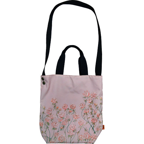 Rose Garden ~ M size Tote