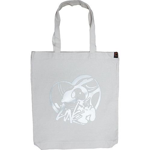Sn★★★py Silver Foil ~ Canvas Tote