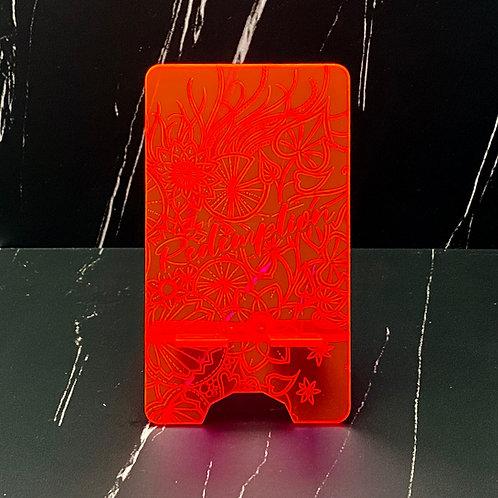 Lotus ~ phone stand ~ C.M.ver.