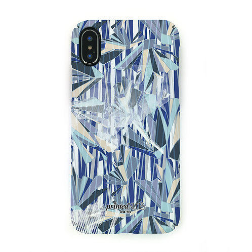 icy crystal ~ iPhone case