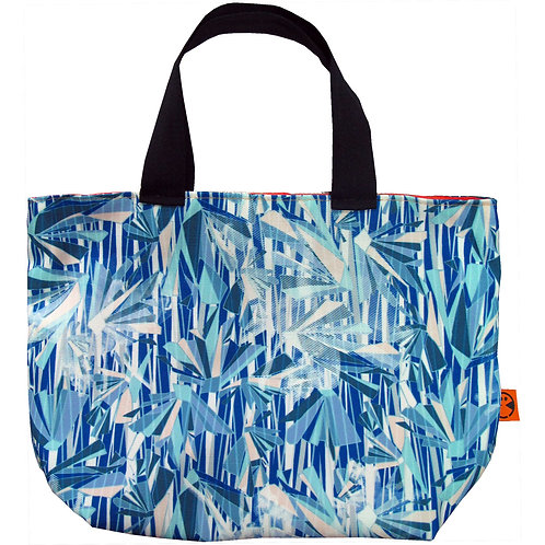 icy crystal ~ S size Tote