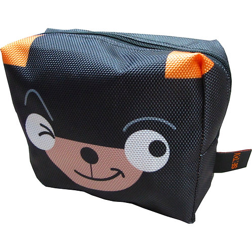 be.BLACK Winky headbag