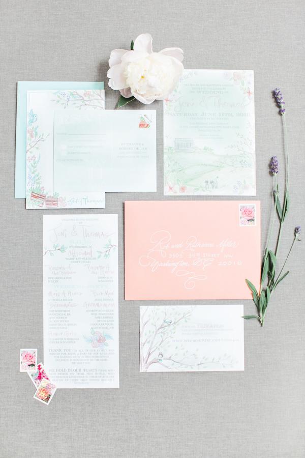 Invitation Suite Design