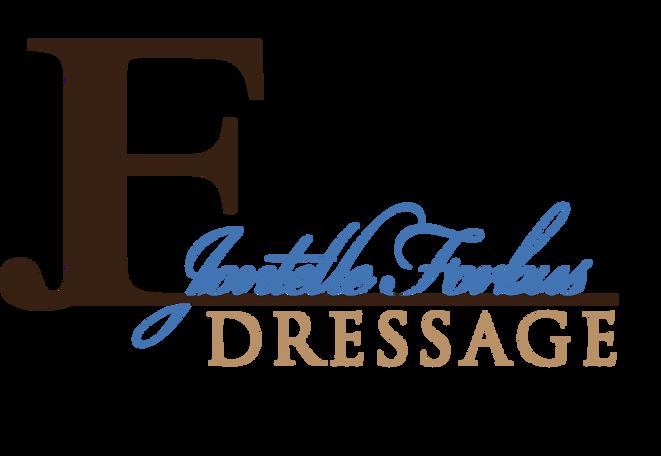 Jontelle Forbus Dressage Logo