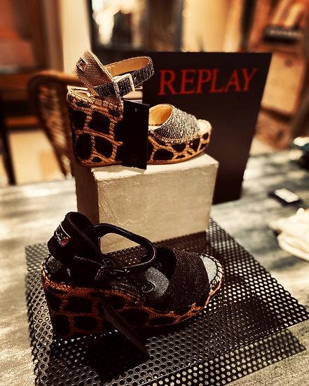 Sandales compensées REPLAY