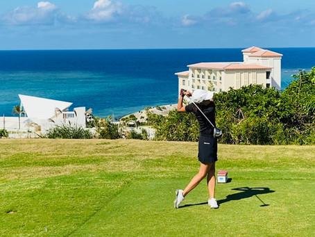 ゴルフの楽園🌴🌞
