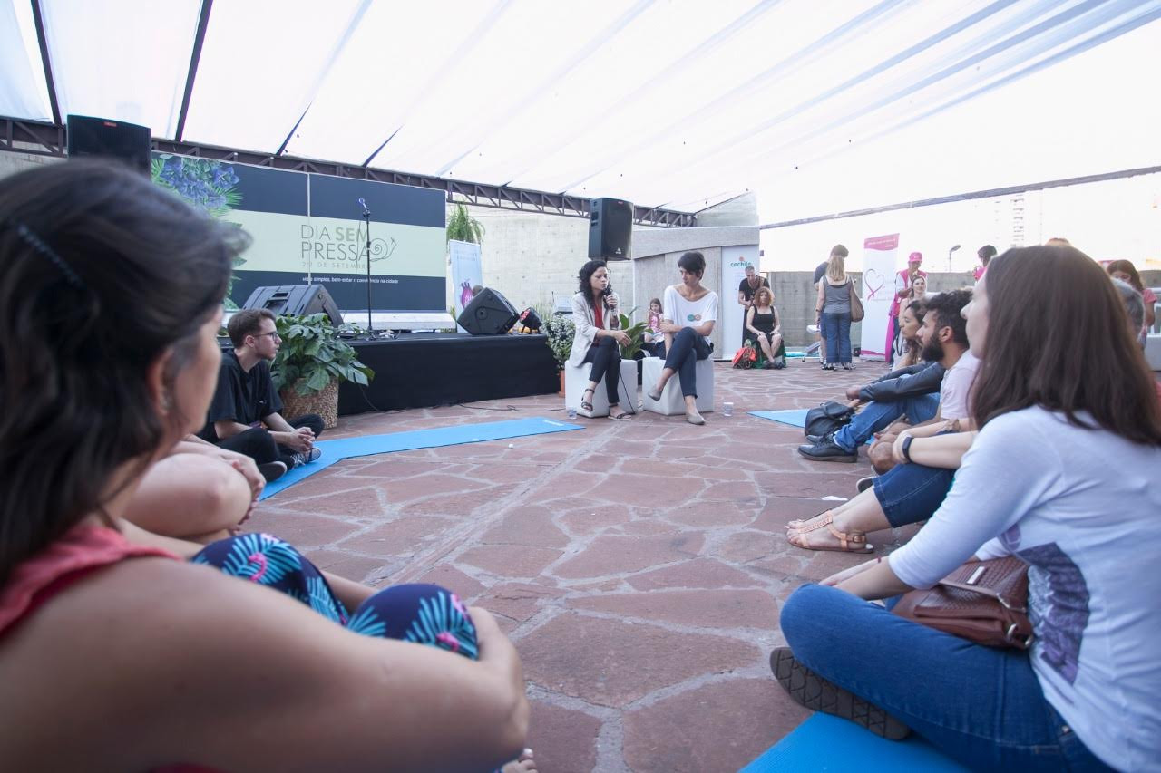 Festival SlowDay - Palestra