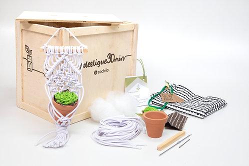 #Crochetando | Caixa de Experiência