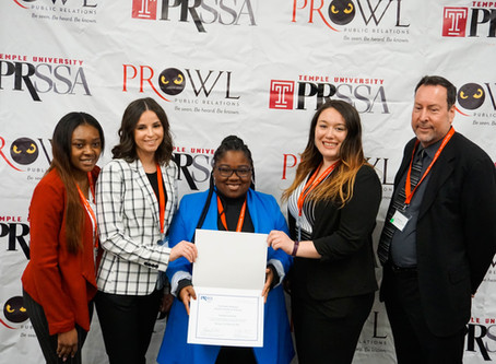 Event Planning Tips, Tricks, & Thoughts: Planning Temple PRSSA's Mid-Atlantic Regional Conference