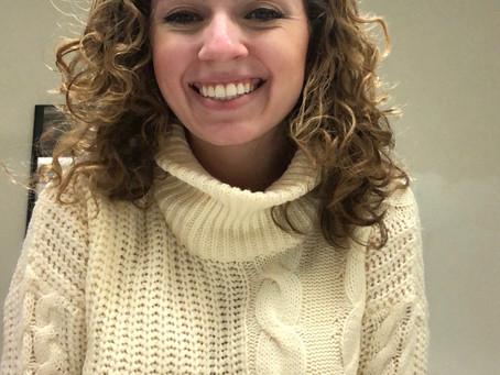 Membership Spotlight: Caitlin McGeehan