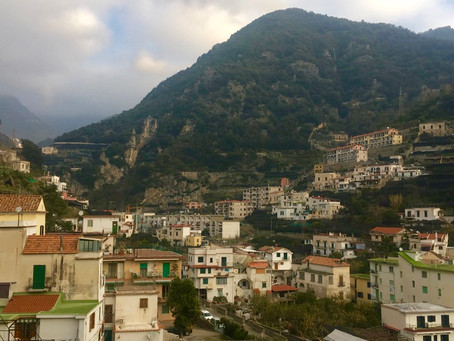 How My Work Study Job Landed Me on a Movie Set in Italy