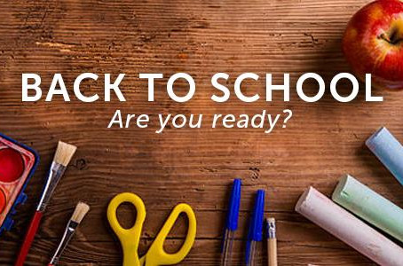 "Back to School Blues: Tips for Getting Back into ""School Mode"""