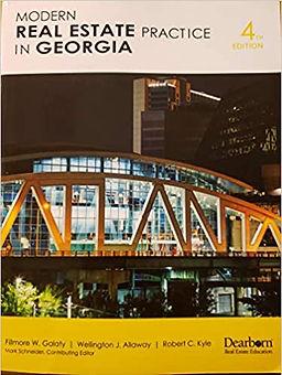 Georgia Modern Real Estate 4th Edition.j