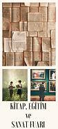 kitap, eğitim ve sanat fuarı, kitap ayra