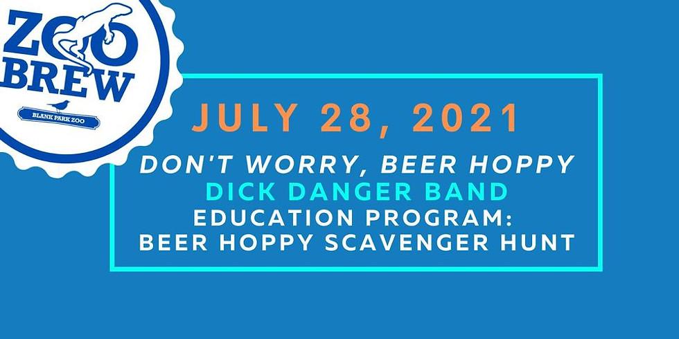 Zoo Brew: Don't Worry, Beer Hoppy
