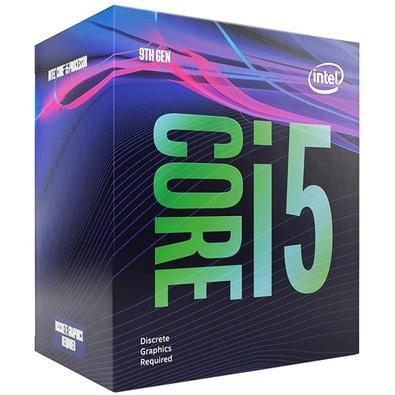 Processador Intel I5 9400F, LGA 1151