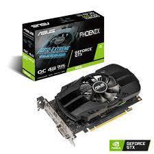 GTX 1650 4GB ASUS