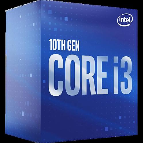Processador Intel I3 10100,LGA 1200