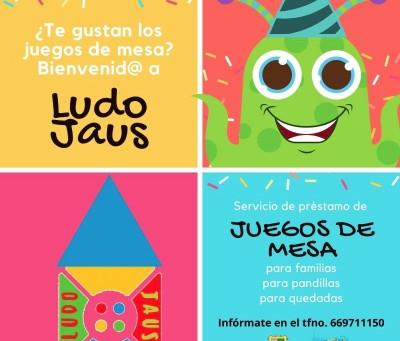 El Ayuntamiento de Marmolejo pone en marcha Ludojaus, nuevo servicio de préstamo de juegos de mesa