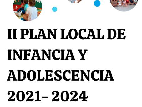 II Plan Local de Infancia y Adolescencia (PLIA) de Marmolejo
