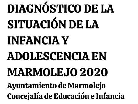 Diagnóstico de la situación de la infancia y adolescencia en Marmolejo