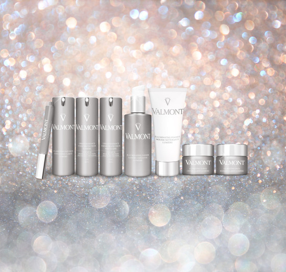 Extraordinary skin: the VALMONT experience