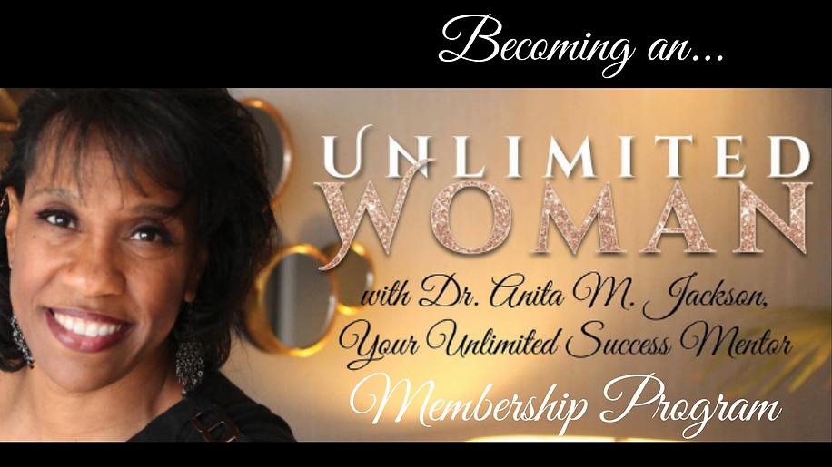 Membership Program Becoming an Unlimited