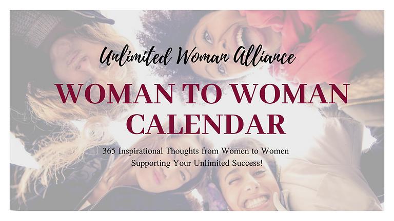 Woman to Woman Perpetual Calendar