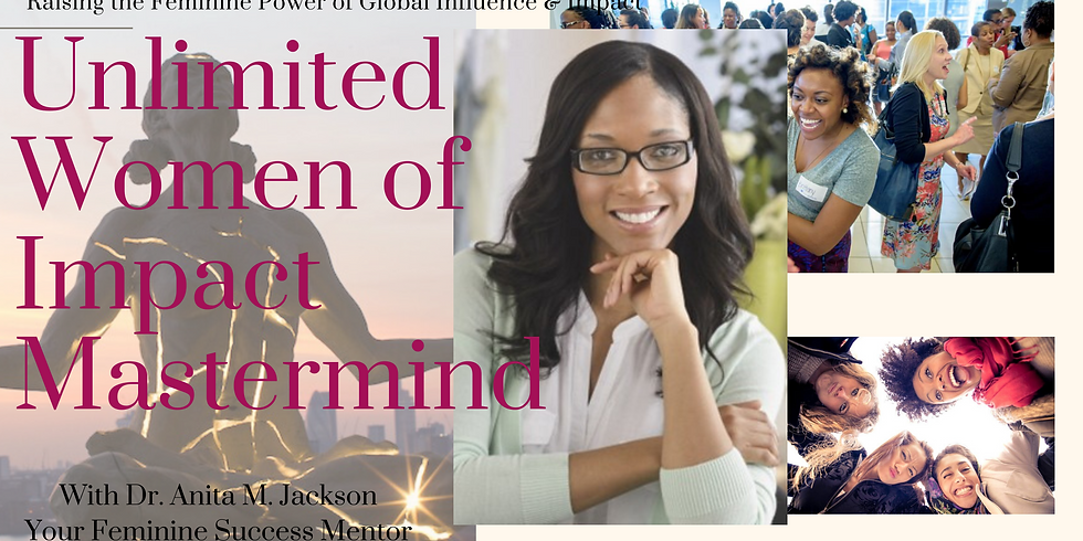 Unlimited Women of Impact Mastermind