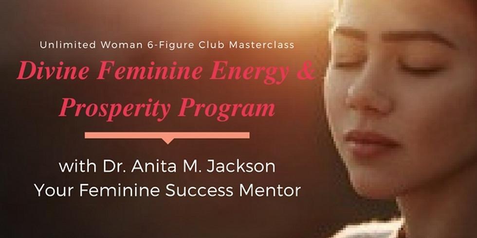 Divine Feminine Energy & Prosperity Program
