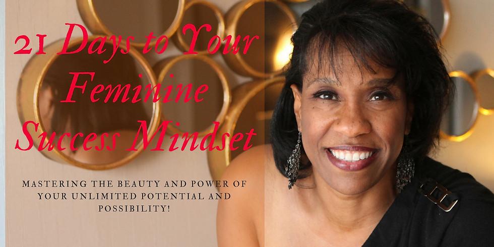 21 Day to Your Feminine Success Mindset
