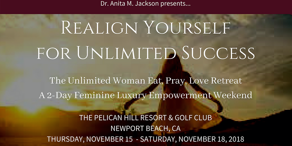Realign Yourself For Unlimited Success Retreat